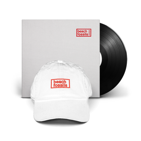 Beach Fossils 'Somersault' Hat + Vinyl Bundle