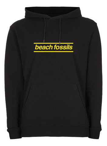 Beach Fossils Yellow Hoodie