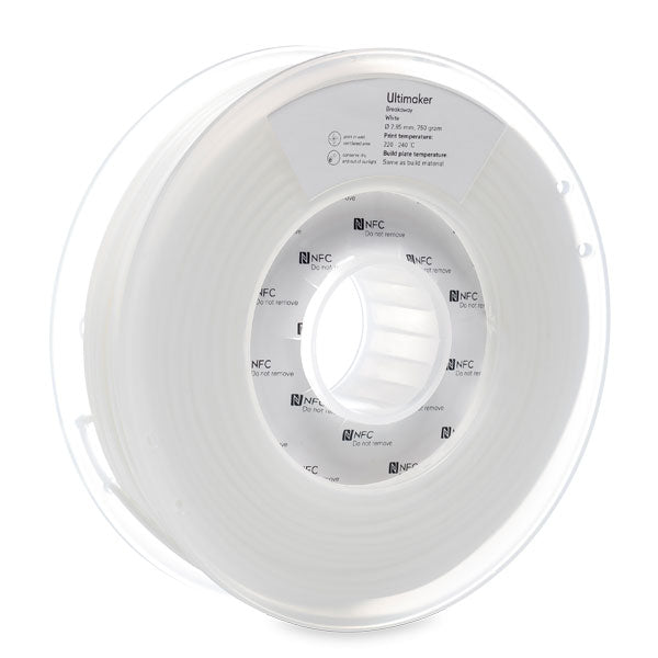 Ultimaker Filament: Breakaway (priced per gram)