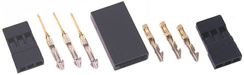 Connector set, Hitec servo