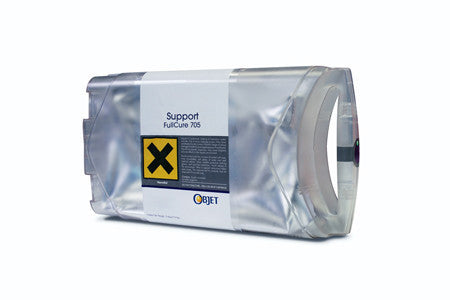 Objet Polyjet Soluble Support Material - FullCure706 (priced per gram)