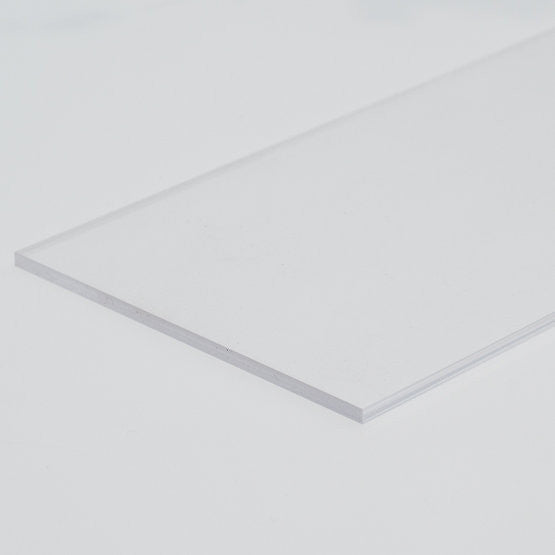 "Clear Acrylic - 1/16"" - Priced per square inch"