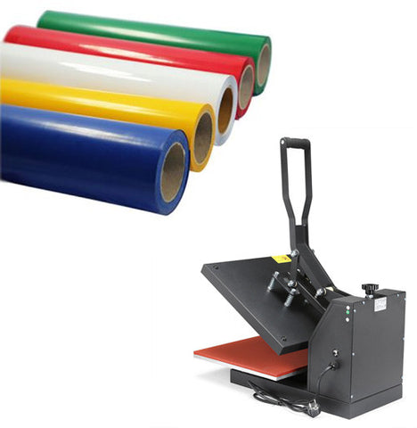 Vinyl for Heat Press (priced per linear foot)