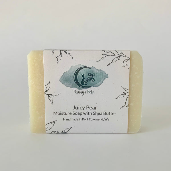 Moisture Soap with Shea Butter