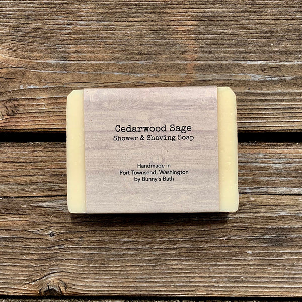 Shower & Shaving Soap