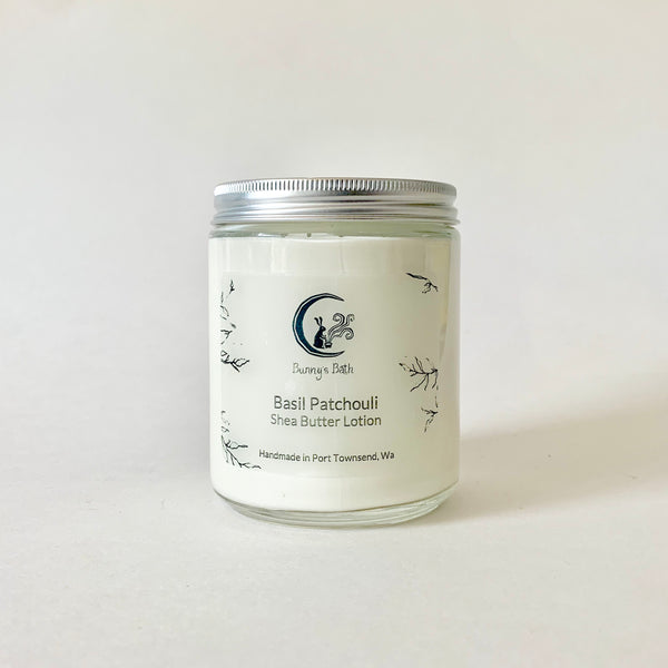 Shea Butter Lotion in a Jar
