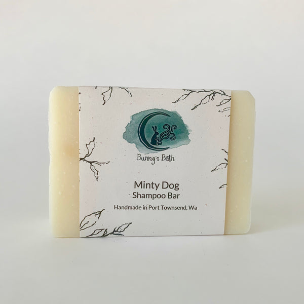 Minty Dog Shampoo Bar