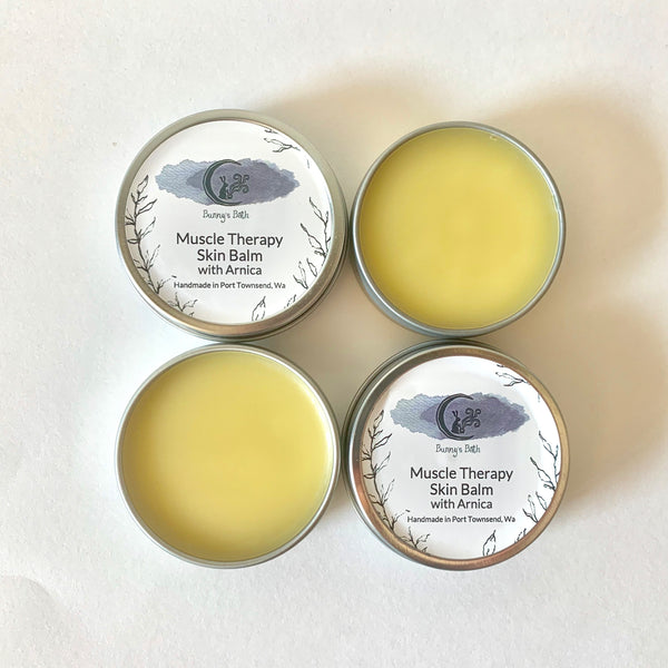Muscle Therapy Skin Balm with Arnica