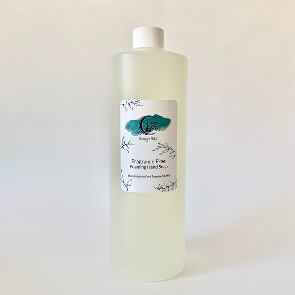 Foaming Liquid Hand Soap