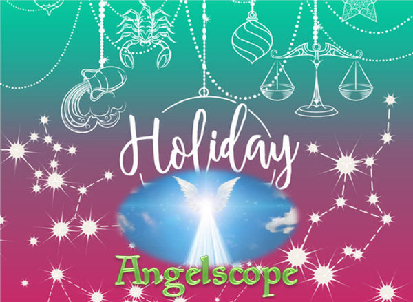 December 2018 Angelscope By Laura Richmond