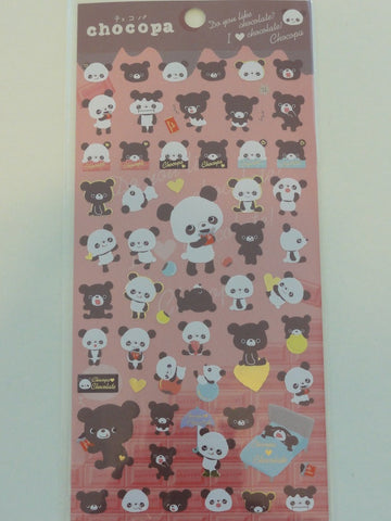 Cute Kawaii San-X Chocopa Sticker Sheet - C