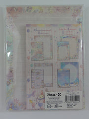 Cute Kawaii San-X Sentimental Circus Letter Set Pack - 2016 - Stationery Writing Paper Envelope