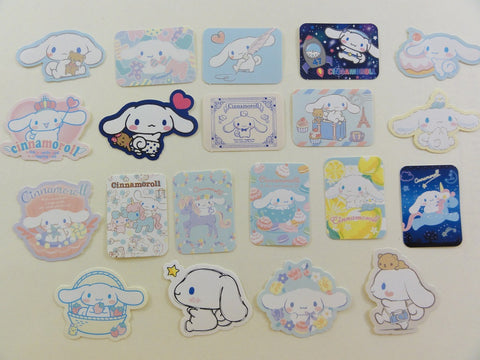 Sanrio Cinnamoroll Flake Sack Stickers - 2016