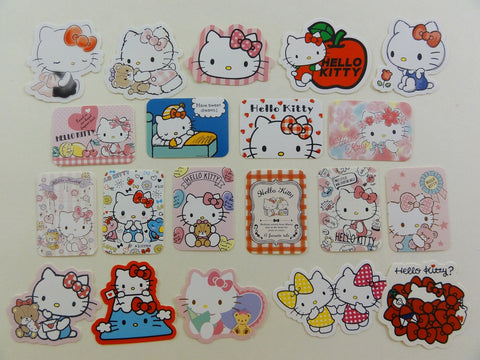 Sanrio Hello Kitty Flake Sack Stickers - 2016