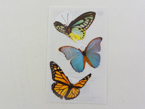 Mrs Grossman Butterflies Photoessence Sticker Sheet / Module - Vintage & Collectible 2009