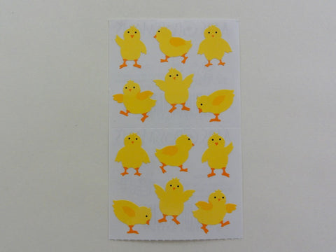 Mrs Grossman Chicks Sticker Sheet / Module - Vintage & Collectible 2006
