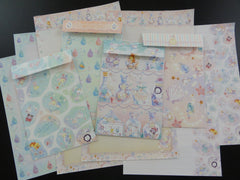 z Cute Kawaii San-X Sentimental Circus Letter Sets - I