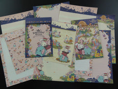 Cute Kawaii San-X Sentimental Circus Letter Sets - J