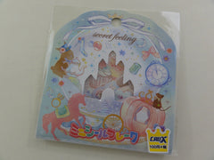 Cute Kawaii Crux Secret Feeling Fairy Tale Stickers Flake Sack