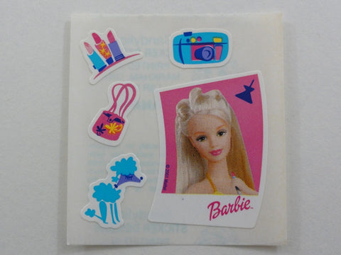 Sandylion Barbie Sticker Sheet / Module - Vintage & Collectible - A
