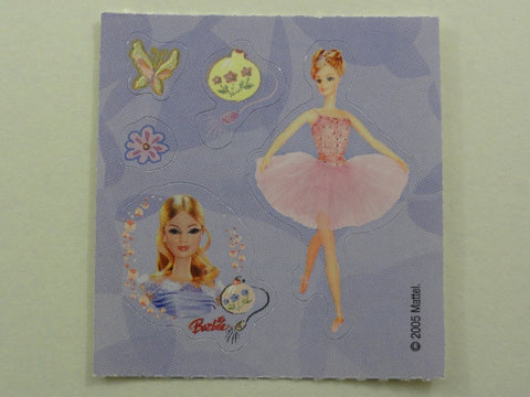 Sandylion Barbie Ballerina Sticker Sheet / Module - Vintage & Collectible - C