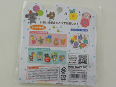 Cute Kawaii Mind Wave Lucky Animal Stickers Sack - C