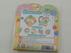 Cute Kawaii Crux Hedgehog Hari Pan Flake Stickers Sack