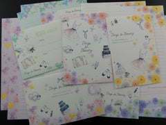 Cute Kawaii Crux Days for Beauty Letter Sets - Stationery Writing Paper Envelope Penpal
