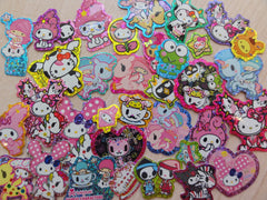Sanrio Toki Doki Sticker Flakes - Hello Kitty and Friends