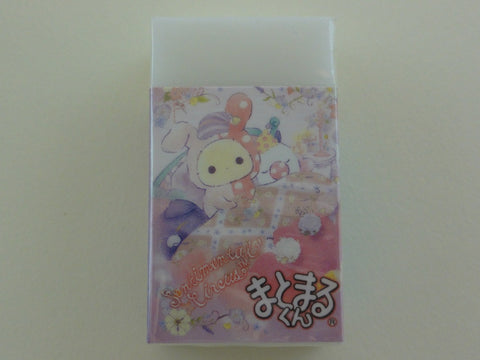 Cute Kawaii San-X Sentimental Circus Flowers Eraser - B
