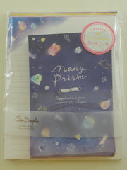 Cute Kawaii Crux Happiness Many Prism Stars Letter Set Pack