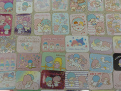 Sanrio Little Twin Stars Flake Sack Stickers 2012 - 50 pcs