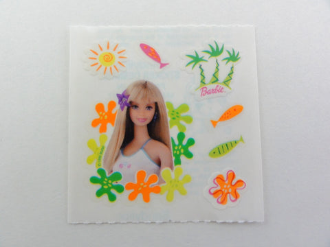 Sandylion Barbie Sticker Sheet / Module - Vintage & Collectible - G