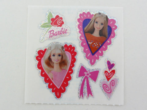 Sandylion Barbie Sticker Sheet / Module - Vintage & Collectible - H