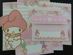 Sanrio My Melody Flower Die Cut Letter Sets