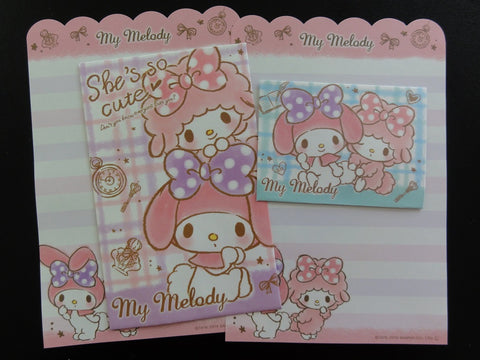Cute Kawaii Sanrio My Melody Mini Letter Sets - Stationery small Note Envelope