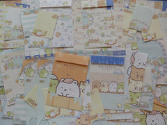 z San-X Sumikko Gurashi Spa Onsen Stationery Set
