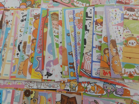 Grab Bag 4 x 6 in Note Paper: 50 pcs
