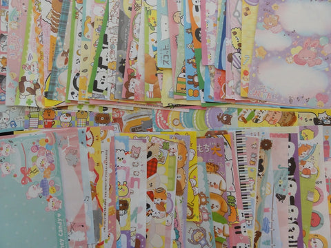 Grab Bag Note Paper: 100 pcs