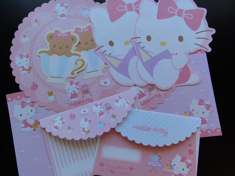 Sanrio Hello Kitty Letter Sets - A