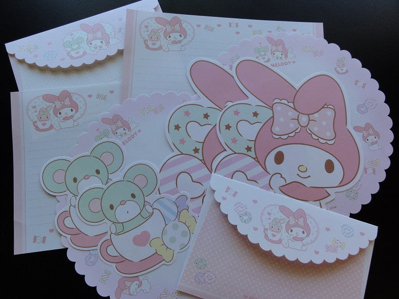 Sanrio My Melody Letter Sets - A