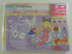 Cute Kawaii Crux Princess Fairy Tale World Letter Set Pack - Penpal Stationery Writing Paper Envelope