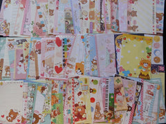 z Bear Mini Memo Note Paper Set