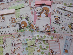 San-X Rilakkuma Panda  Stationery Set