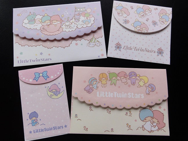 Sanrio Little Twin Stars Envelopes