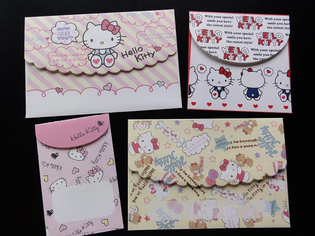 Sanrio Hello Kitty Envelopes