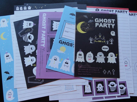 Crux Ghost Party Letter Sets
