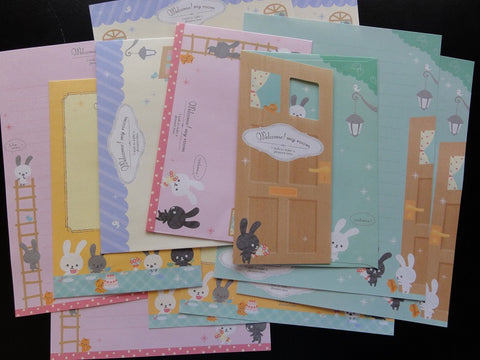 z Q-Lia Rabbit Room Letter Sets