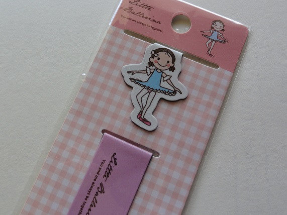 z Ballerina Magnetic Bookmarks - C