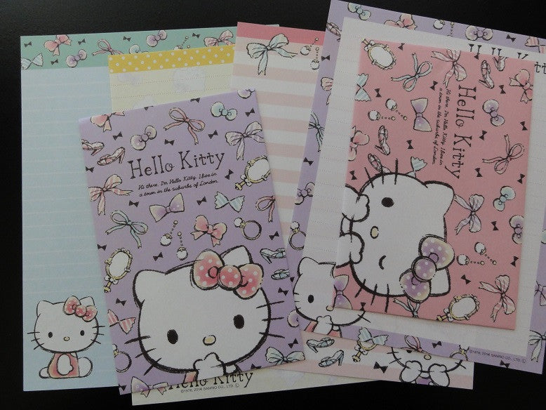 Sanrio Hello Kitty Dress Up Letter Sets